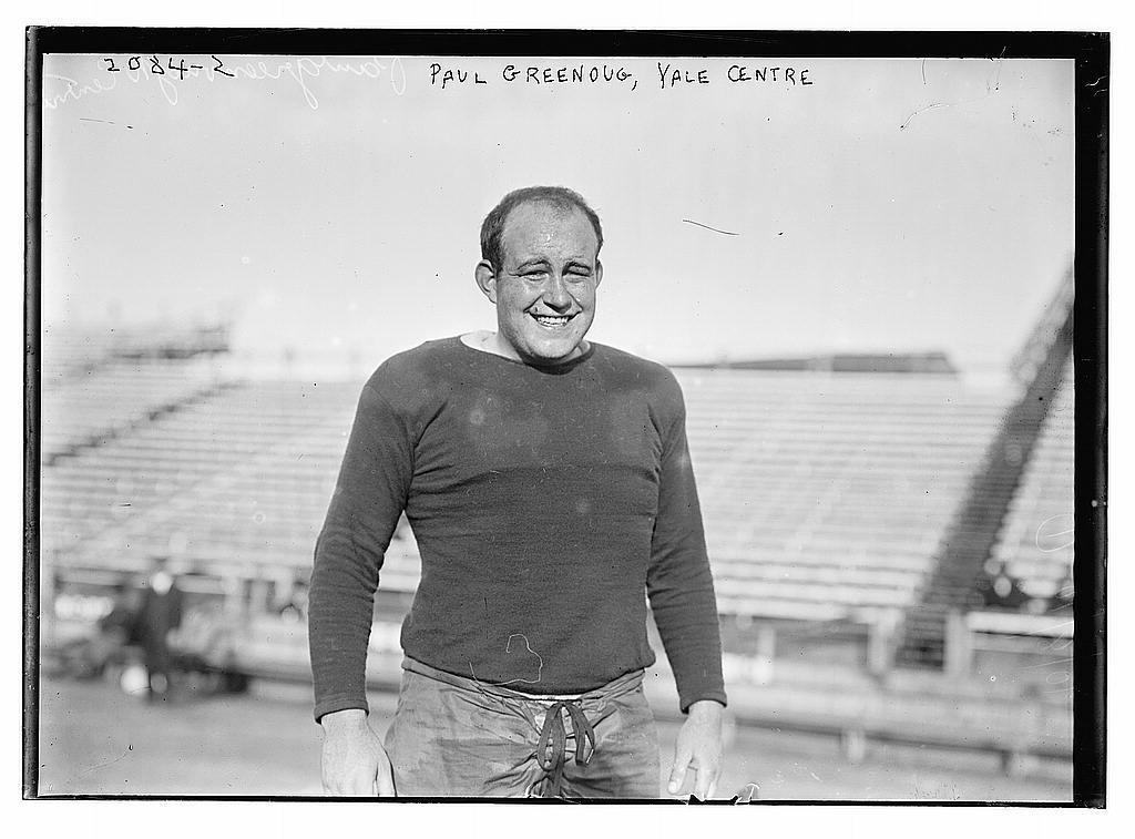 Paul Greenoug, Yale Center