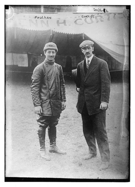 Paulhan, Curtiss