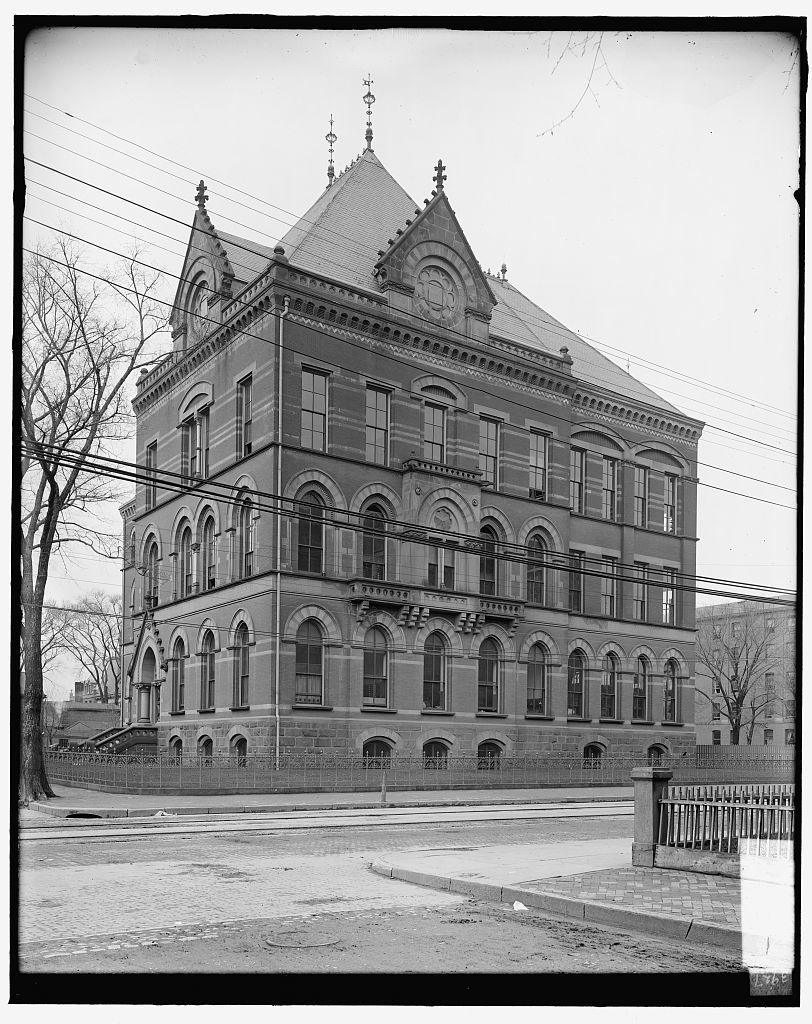 [Peabody Museum of Natural History, Yale University, New Haven, Conn.]
