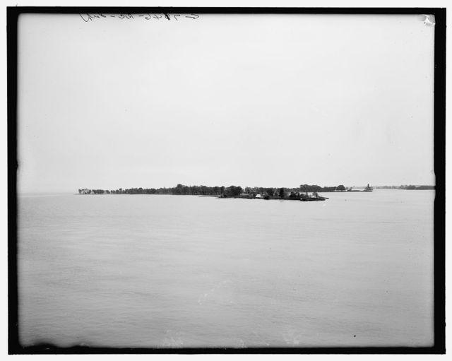[Peche Island, Lake St. Clair]