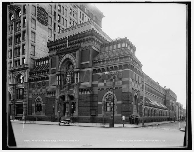[Pennsylvania] Academy of the Fine Arts, Philadelphia, Pa.