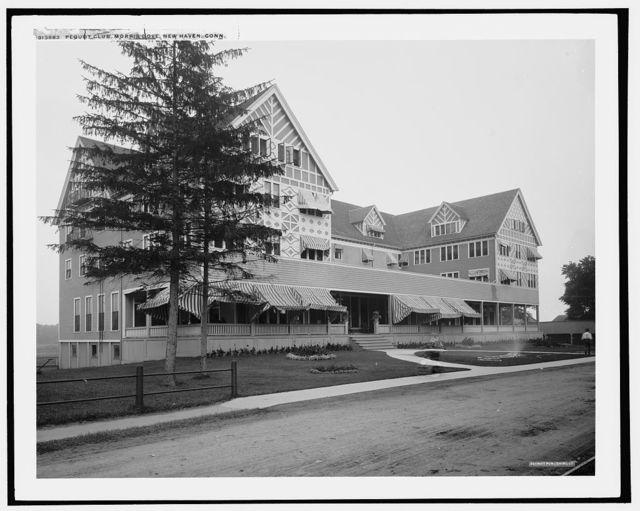 Pequot Club, Morris Cove, New Haven, Conn.