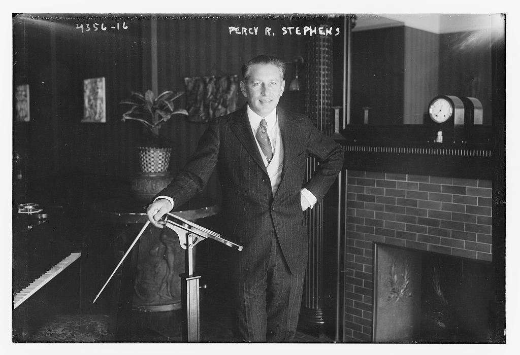 Percy R. Stephens