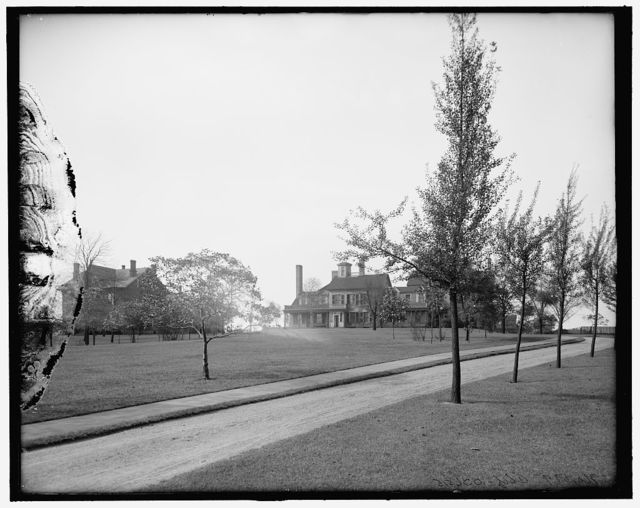 [Perry House and Perry-Payne House, Cleveland, Ohio]