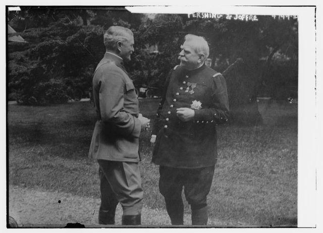 Pershing & Joffre