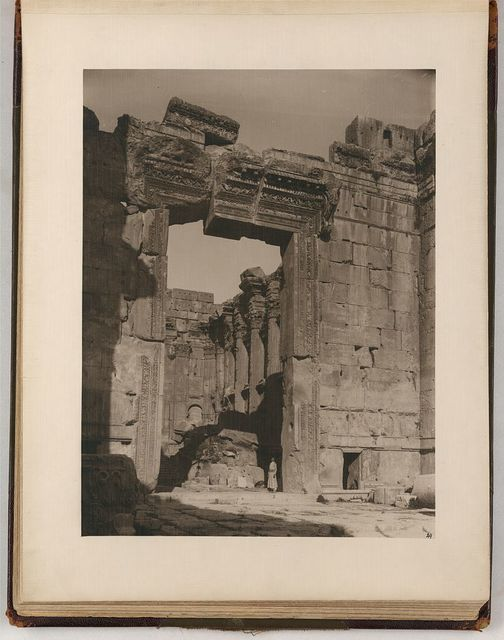 Photographs of Jerusalem and the Middle East