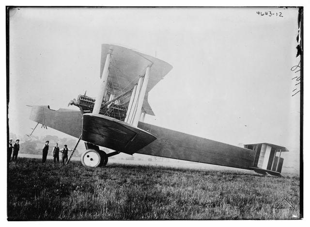 [Plane] British Handley Page