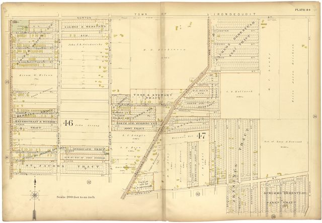 Plat book, city of Rochester, New York : carefully compiled from official records and surveys.