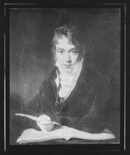 [Portrait of Charles Dibdin]