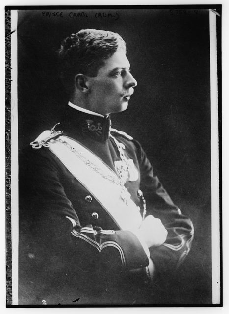 Prince Carol of Rumania