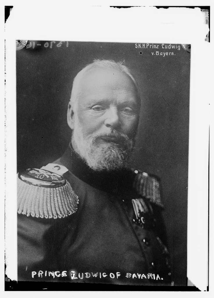 Prince Ludwig of Bavaria