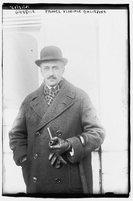 Prince Vladimir Galitzine