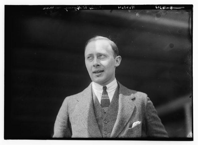Prince Wolfgang Von Hesse