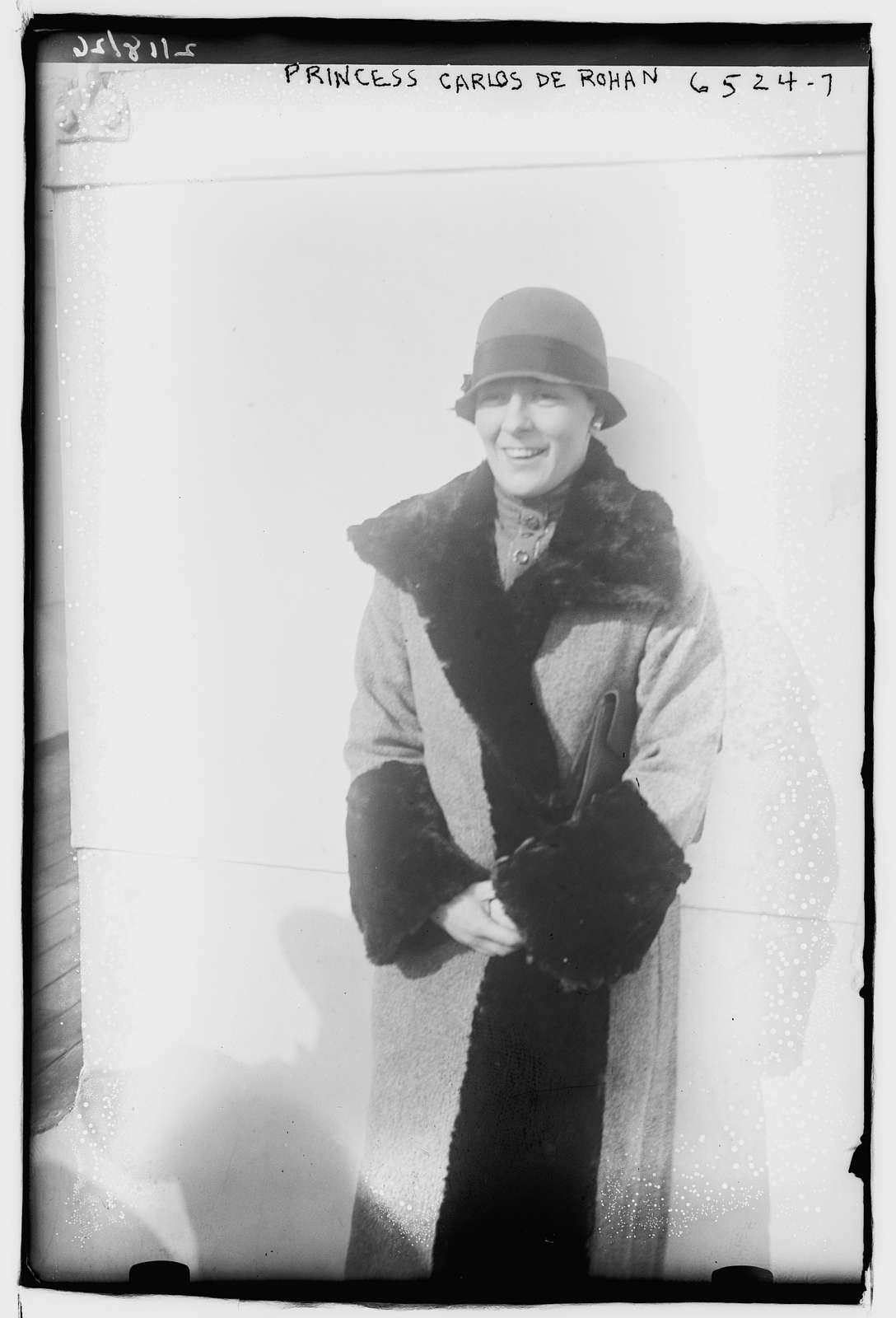 Princess Carlos De Rohan