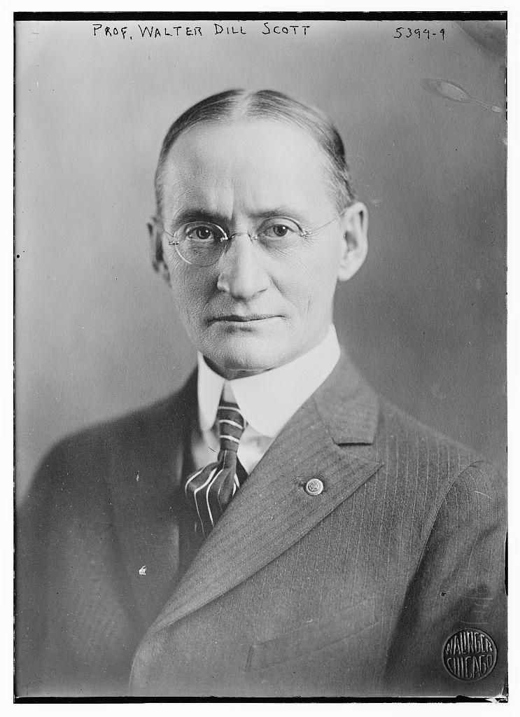 Prof. Walter Dill Scott