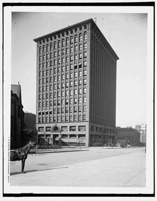 Prudential Building, Buffalo, N.Y.