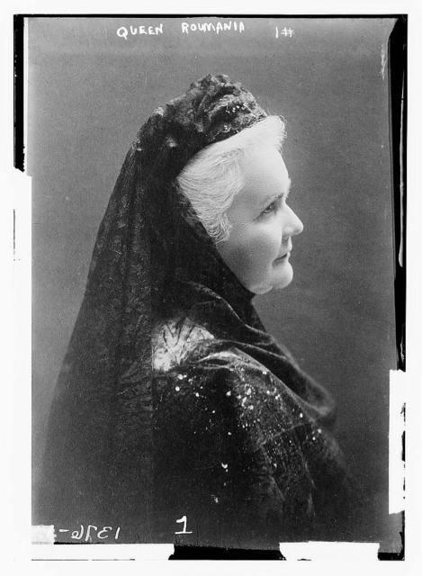 Queen Roumania