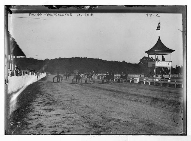 Racing - Westchester Co. Fair