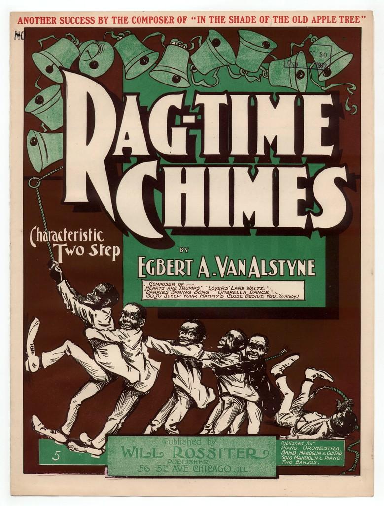 Rag time chimes