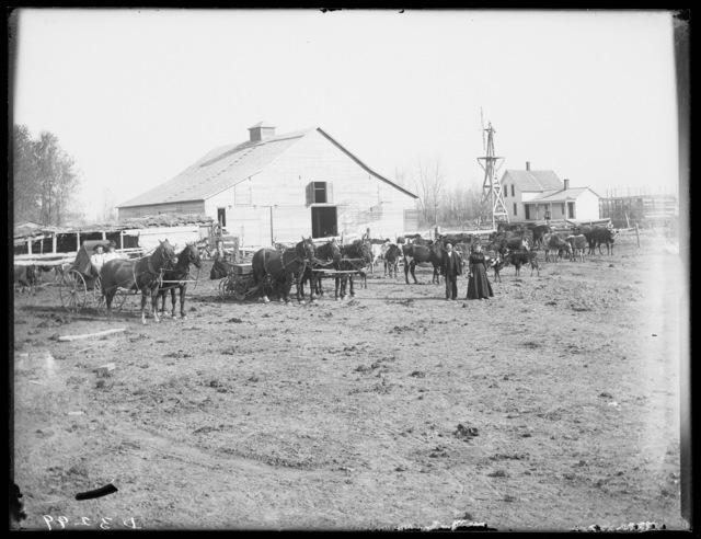 Ranch in Cherry County, Nebraska