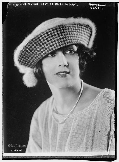 Regina Quinn (Hat of Blue & Gray)