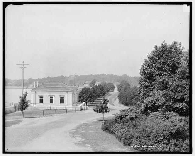 Reservoir, Highland Park, Rochester, N.Y.