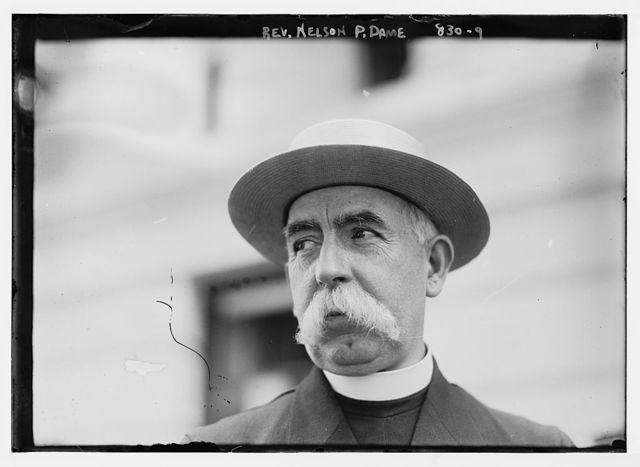 Rev. Nelson P. Dame