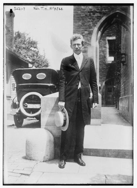 Rev. T.H. McAfee