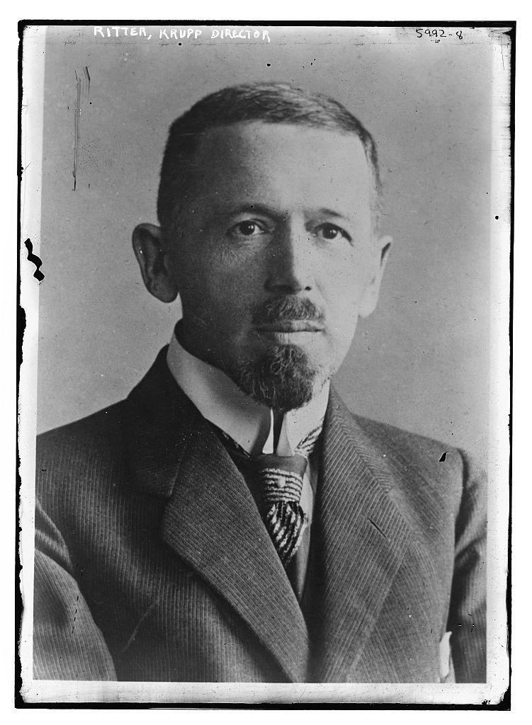 Ritter, Krupp Director