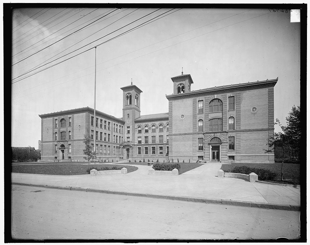 [Rochester, N.Y., Eastside High School]