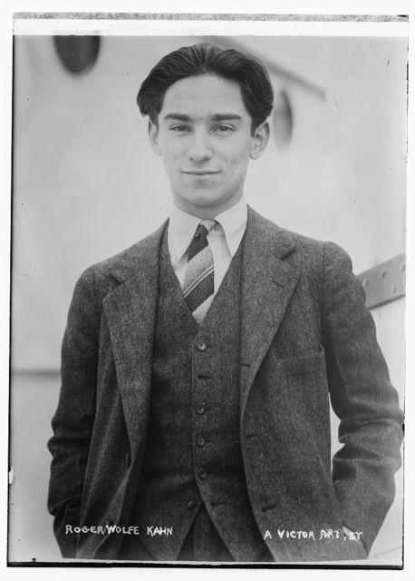 Roger Wolfe Kahn -- A Victor Artist