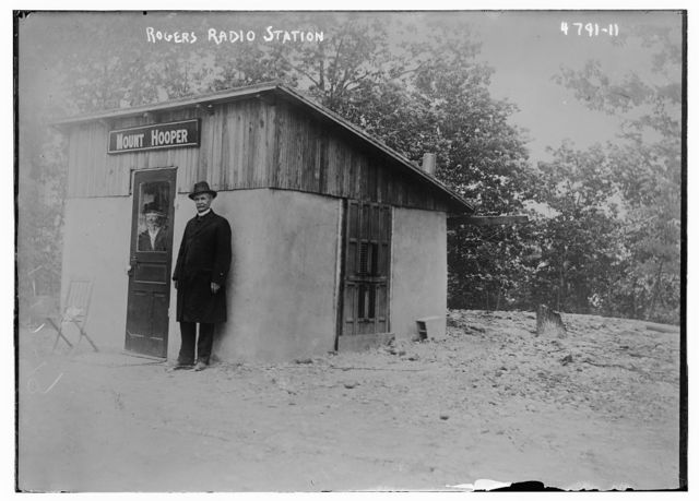 Rogers Radio station