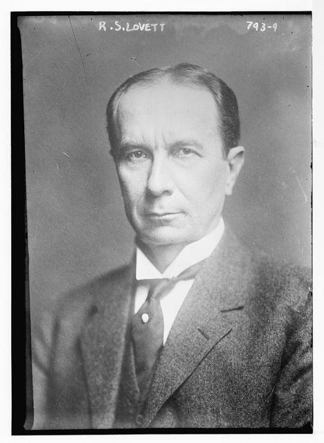 R.S. Lovett