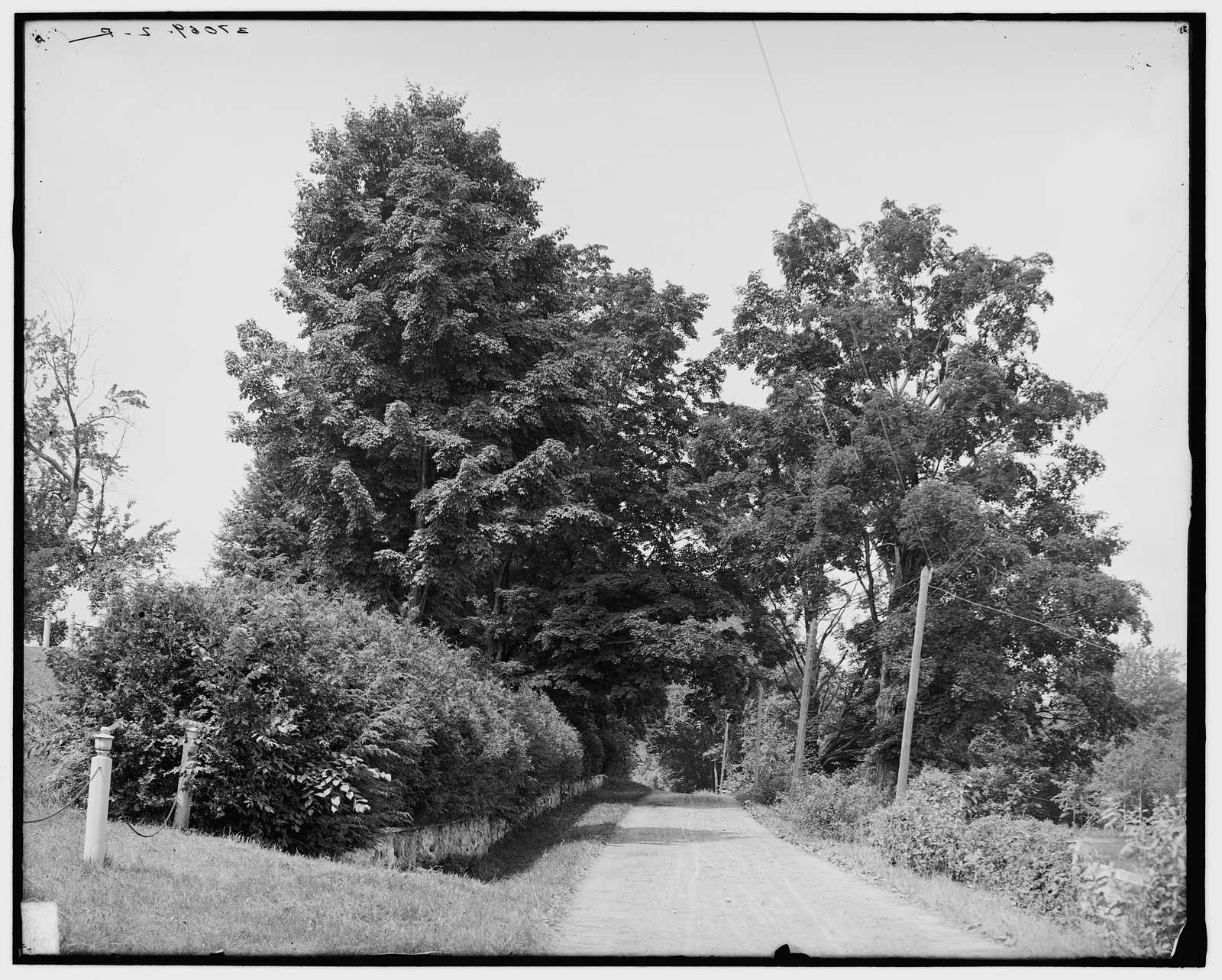 Rutland, Vt., Dorr Place (the Maples) & Dorr Road