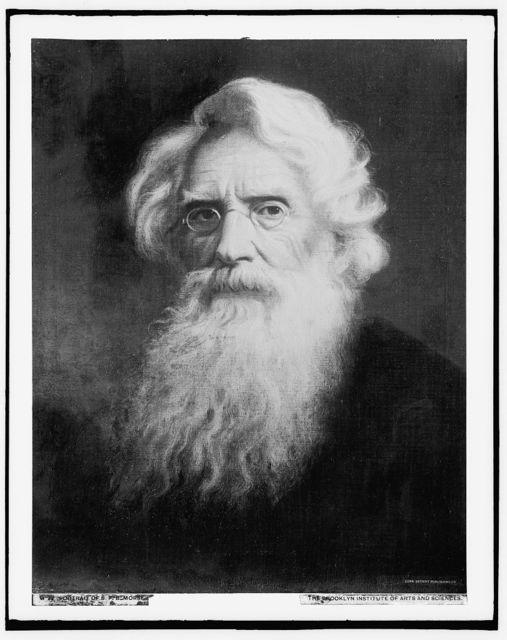 [Samuel Finley Breese Morse, head and shoulders, self-portrait]