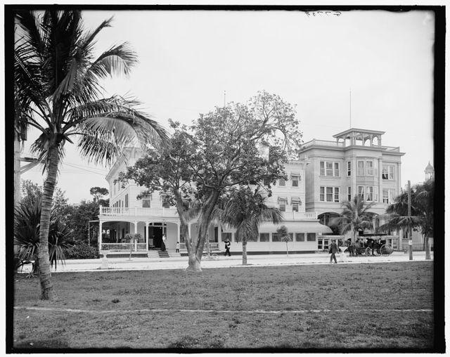 [San Carlos Hotel, Miami, Fla.]