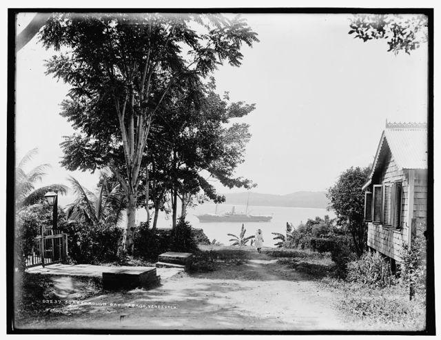 Scarborough Bay, Tabago, Venezuela [i.e. Trinidad & Tobago]