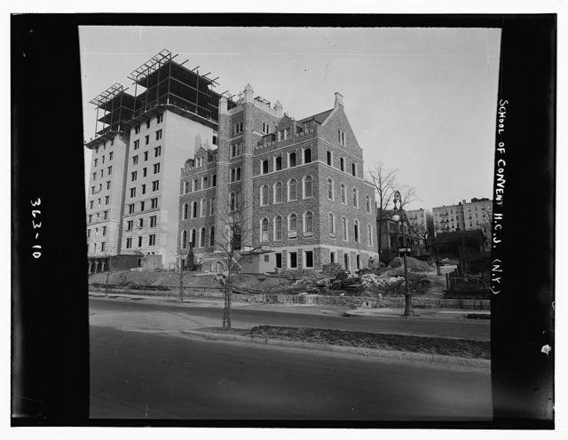 School of Holy Convent, H.C.J., (N.Y.)