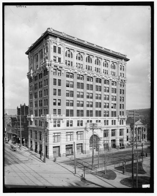 [Security Mutual Life Insurance Company building, Binghamton, N.Y.]