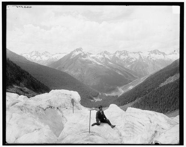 [Selkirk Mts., Hermit Range & Rogers Pass, Canada]