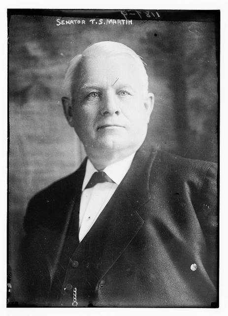 Senator T.S. Martin