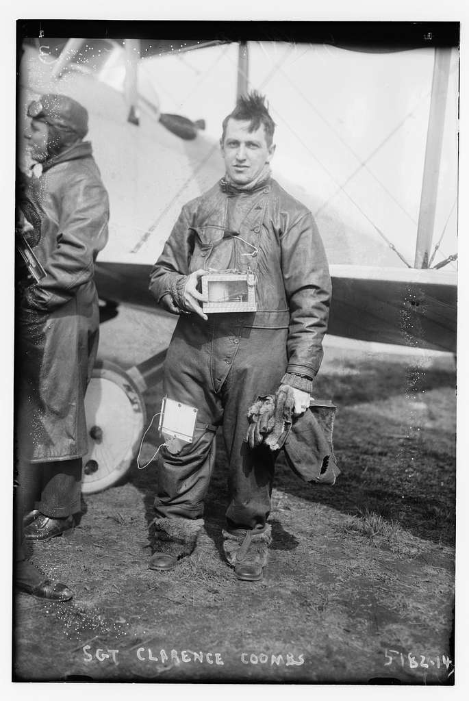 Sgt. Clarence Coombs
