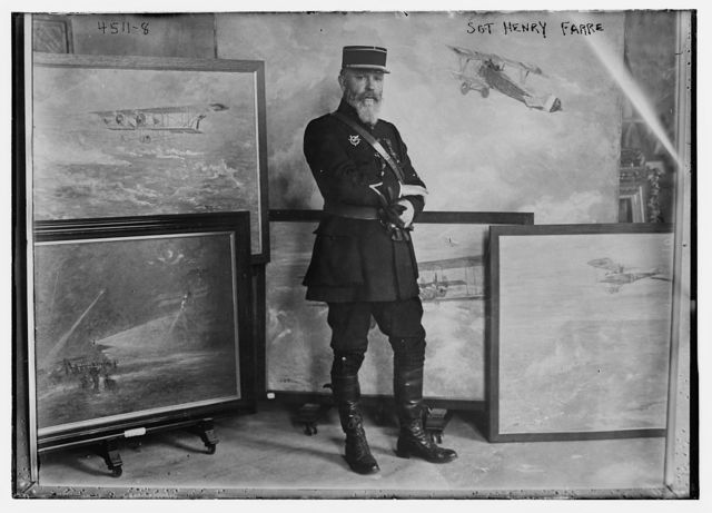 Sgt. Henry Farre