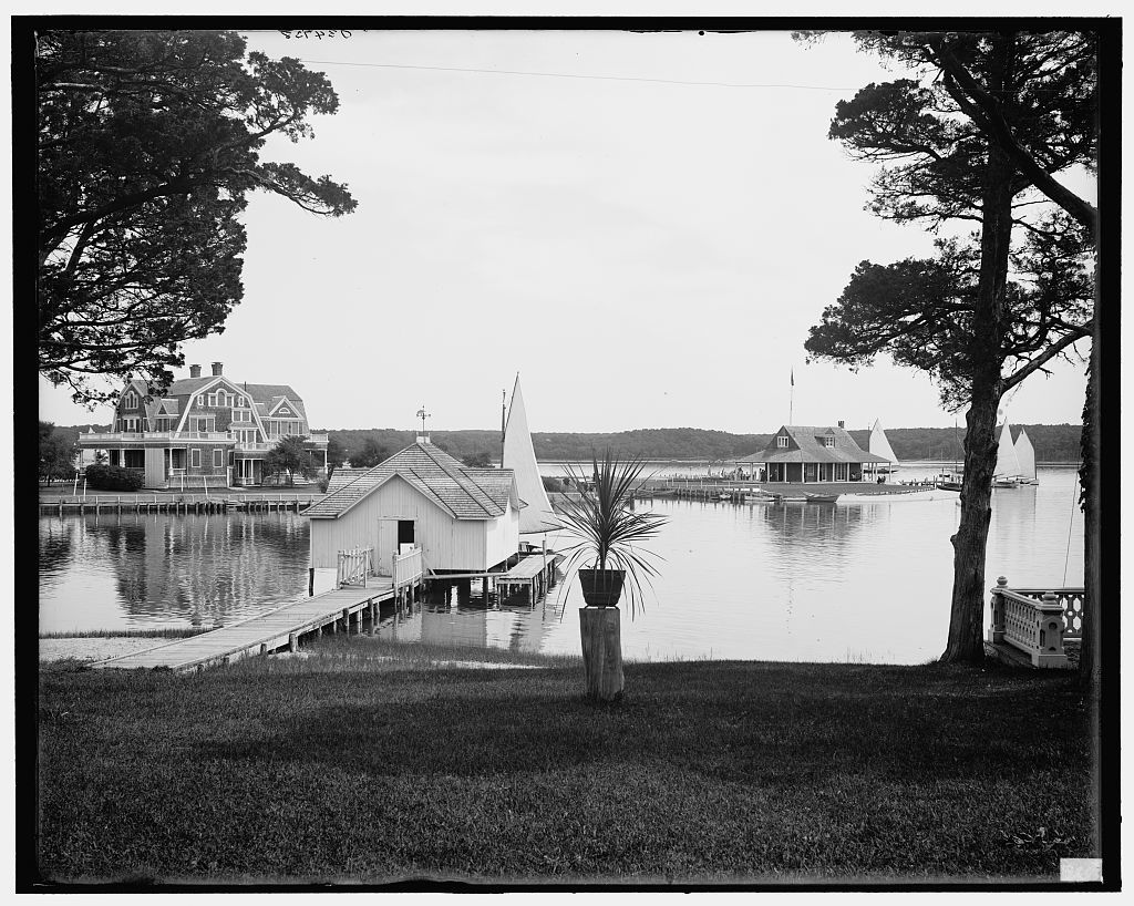 [Shelter Island Yacht Club, Prospect Point, Shelter Island, N.Y.]