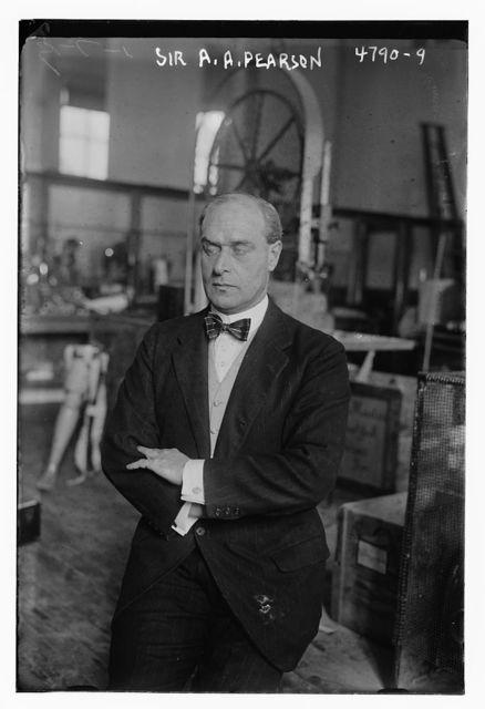 Sir A.A. Pearson