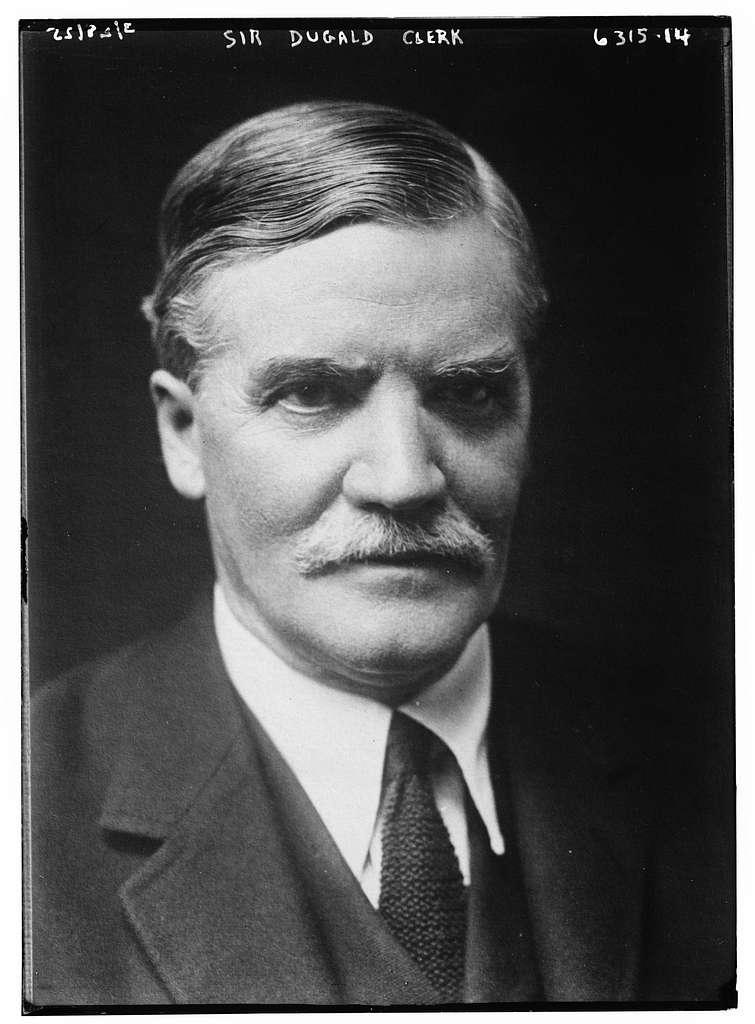 Sir Dugald Clerk