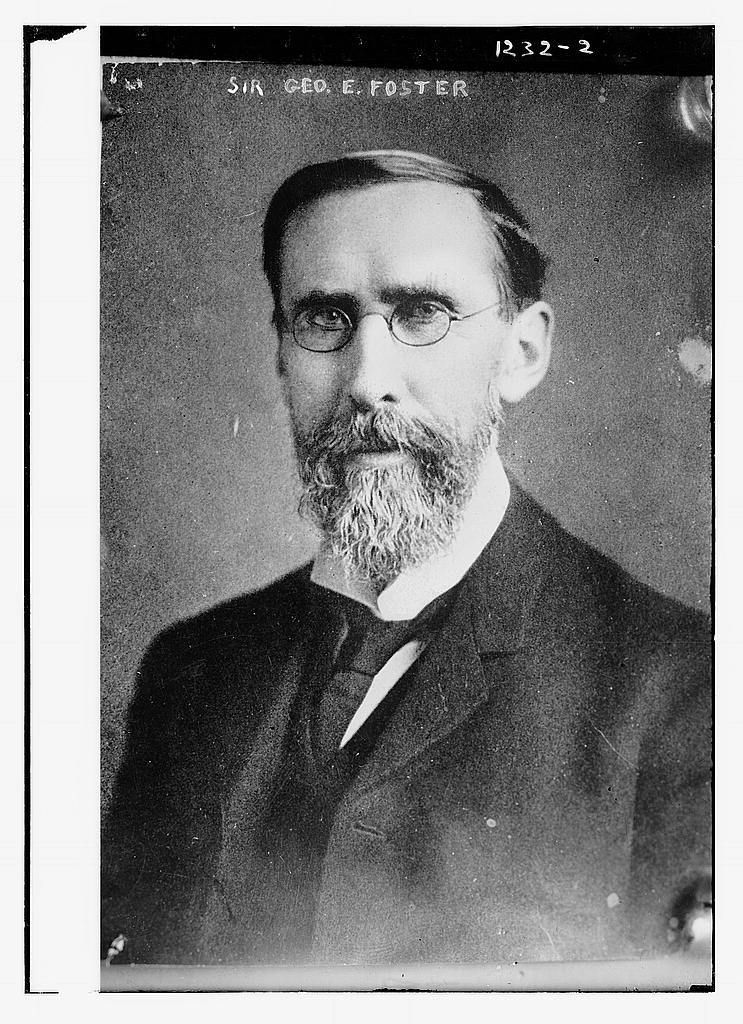 Sir Geo. E. Foster