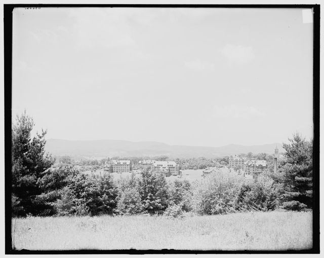 [South Hadley, Mass., Mt. Holyoke College from Prospect Hill]