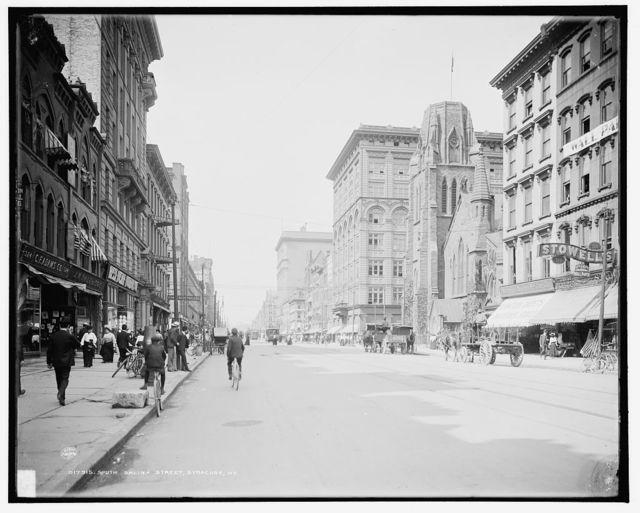South Salina Street, Syracuse, N.Y.