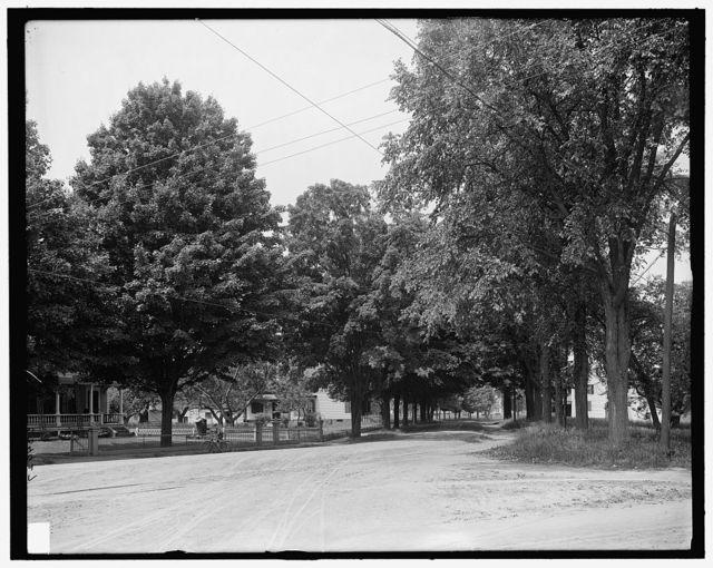 [Springfield Road, East Longmeadow, Springfield, Mass.]